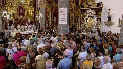 Misa Ntra. Sra. Virgen del Pino - 08/09/2016