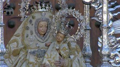 Romeria Ofrenda Virgen del Pino 1ª parte - 07/09/2016