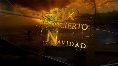 XIX Concierto de Navidad