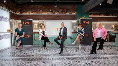 Presentació Nova temporada RTVE Catalunya