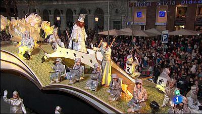 Cavalcada de Reis de Barcelona - 2016