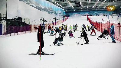 Campeonato de España de esquí adaptado