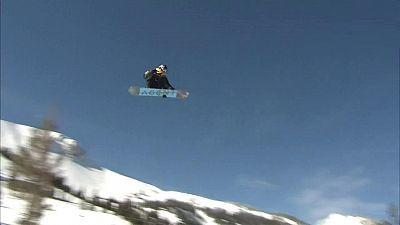 Freestyle - Copa del Mundo 2018/2019. Finales Slopestyle, prueba Mammoth Mountain (EEUU)
