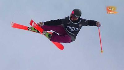 Freestyle - Copa del Mundo. Final Esquí Cross, masculino y femenino