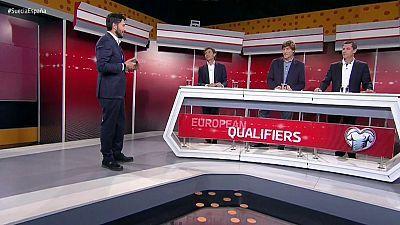 Fútbol - Programa Clasificación Eurocopa 2020 Previo: Suecia - España