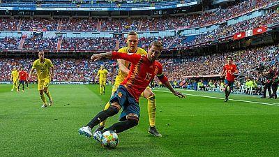 Fútbol - UEFA Qualifiers 2019: España - Suecia