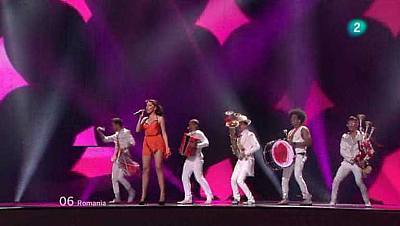 Festival de Eurovisión 2012 - Primera semifinal