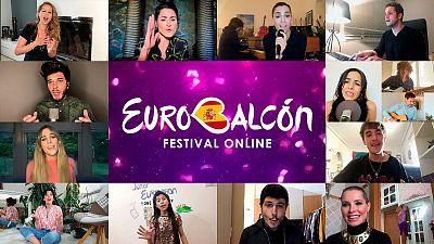 Eurovisión - Eurobalcón: El concierto online de RTVE completo