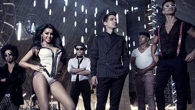 2012 -  Mandinga representa a Rumanía en Eurovisión 2012 con la canción