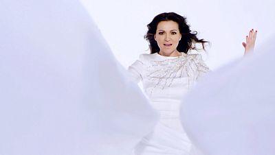 2012 - Nina Badric representa a Croacia en Eurovisión 2012 con