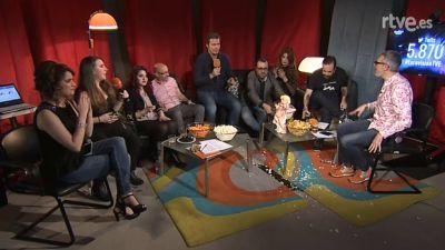2016 - Las actuaciones de Eurovisión, comentadas en la retransmisión canalla de RTVE.es