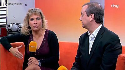2016 - Videoencuentro con Toñi Prieto y Federico Llano