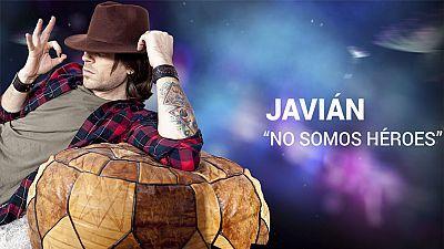 2017 - Javián canta