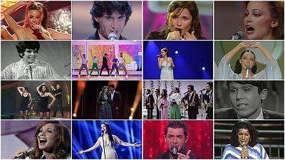 2020 - Españavisión recoge la historia de España en el Festival