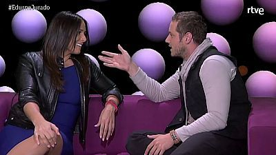 Edurnevision 2015 - Programa 3: Entrevista con Rosa López y Dani Diges