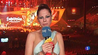 Pastora Soler: Destino Eurovisión (2)