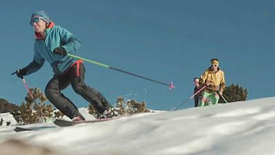TV - especial Era Pujada-Open de España de esquí de Montaña