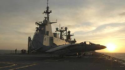 Misión - La Armada