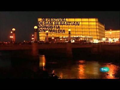 2010 - Entrega premio Donostia