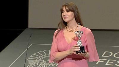 2017 - Premio Donostia a Mónica Belluci