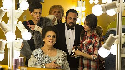RTVE.es te adelanta una escena de 'Mi gran noche', la nueva película de Álex de la Iglesia