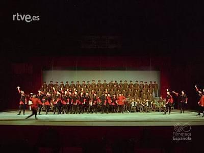 COROS Y BALLETS DE ALEXANDROV