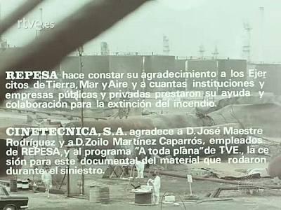 ESCOMBRERAS 188 HORAS ( INCENDIO EN ESCOMBRERAS )