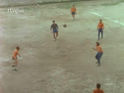 IMAGENES DEL DEPORTE 44 - FUTBOL: FINAL DE COPA 1972