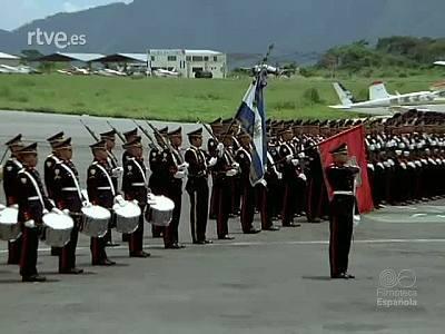 VISITA REAL A EL SALVADOR, COSTA RICA Y PANAMA