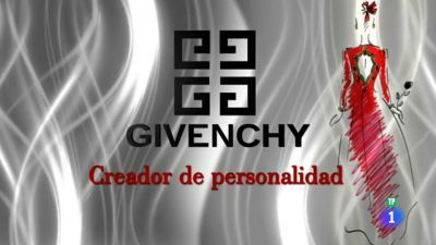 Givenchy, creador de personalidad