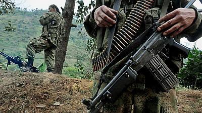 La frontera de la narcoguerrilla