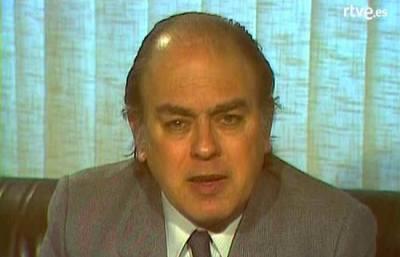 Arxiu TVE Catalunya - Ricardo Fernández entrevista a Jordi Pujol (1980)