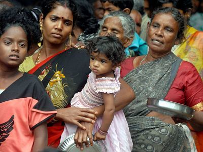 En portada - India. Coraje contra destino