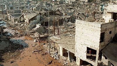 En Portada - Líbano, la guerra de los campamentos