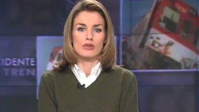 Telediario 1 - 4/1/2001
