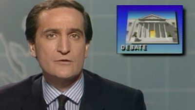 Telediario 2 - 24/2/1987