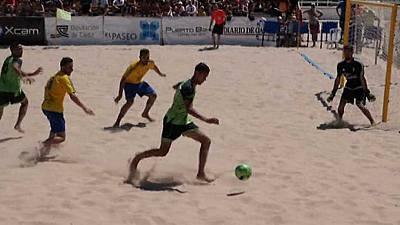 Campeonato Nacional de Liga, desde Puerto Santa María (Cádiz)