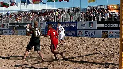 Clasificación Campeonato del Mundo. Zona europea. 2ª Fase. España - Francia