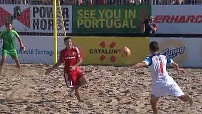 Súperfinal: Rusia - Bielorusia