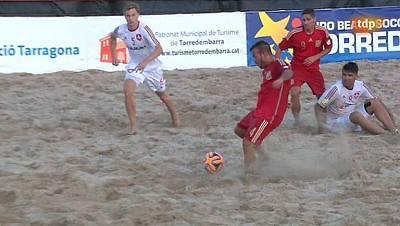 Súperfinal: Suiza - España