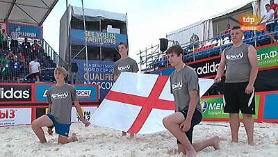 Torneo de clasificación de la Copa del Mundo 2013 - Azerbaiyán-Inglaterra