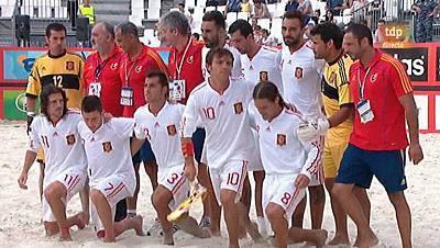 Torneo de clasificación de la Copa del Mundo 2013 : España-Italia
