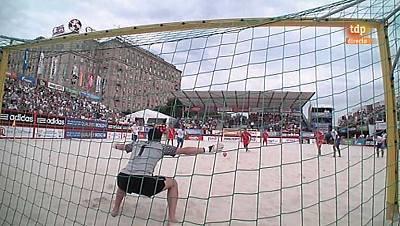 Torneo de clasificación de la Copa del Mundo 2013 : Holanda-Rusia