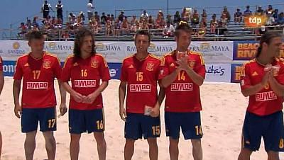 Worldwide Riviera Maya Cup - España - Bahamas