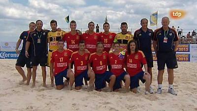 Worldwide Riviera Maya Cup - España-Brasil