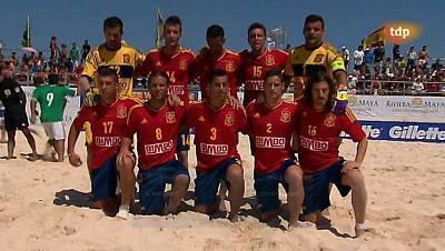 Worldwide Riviera Maya Cup - México - España