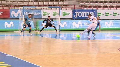 Champions League 1/8 Final: Movistar Inter FS - MFC Kherson