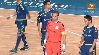 Clasificación UEFA Futsal Cul 2015-16: Movistar Inter - Kremlin Bicetre United