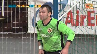 Clasificación UEFA Futsal Cul 2015-16: Movistar Inter - Lidselmash Lida
