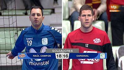 Liga nacional. 21ª jornada: El Pozo Murcia - Inter Movistar